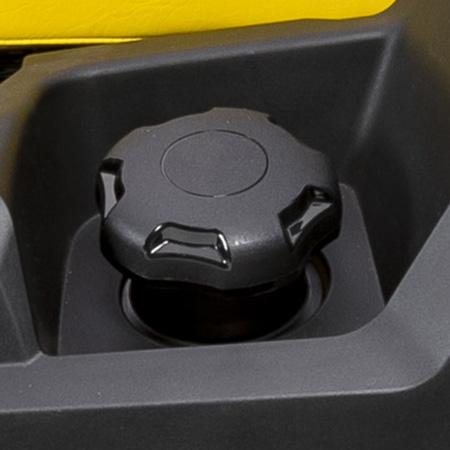 Bouchon de remplissage du réservoir de carburant
