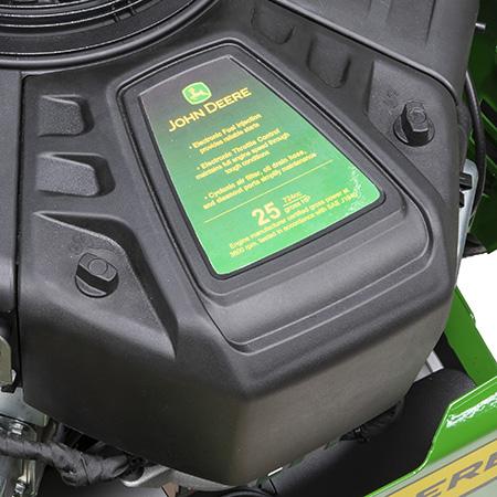 Orifice de nettoyage moteur et protection des filtres à air