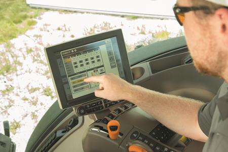 TruSet permet d'effectuer les réglages depuis la cabine