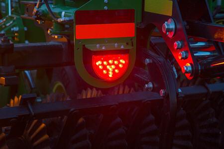 Lampe de service DEL pour l'utilisation de nuit