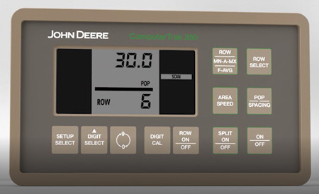 Système de contrôle ComputerTrak™350