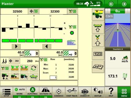 Système de contrôle SeedStarXP