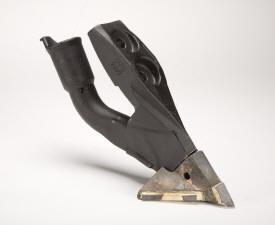Corps de couteau avec pointe de 10cm (4po)