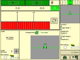 SeedStar™2 avec CCS1990 sur une page d'exécution