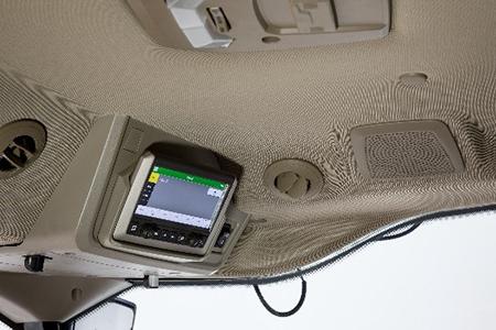 Radio à écran tactile numérique