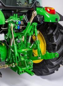 Attelage 3points des tracteurs5M