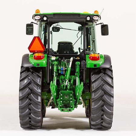 Attelage trois points de tracteur5M