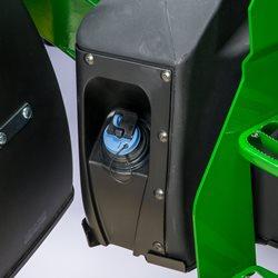Réservoir fluide de fluide d'échappement diesel