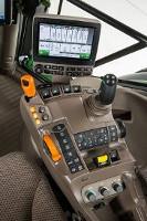 Cabine ComfortView avec système CommandARM