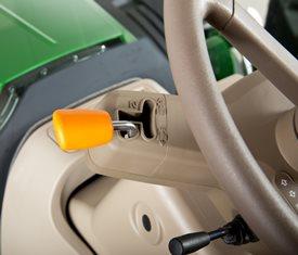 Inverseur de marche de transmission IVT et PowerShift™ côté gauche