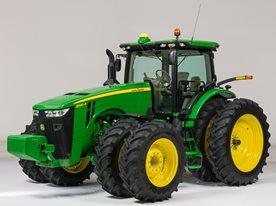 Tracteur de la série 8R