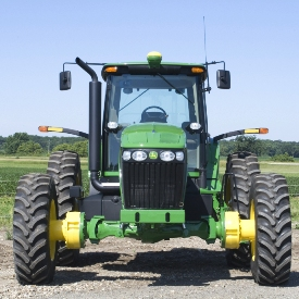 Tracteur de la série 7030
