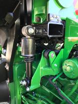 Composants de la suspension de cabine