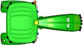 Éclairage de série (8R)