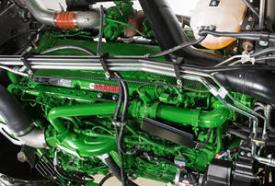 9RT avec moteur Cummins X15 de 15,0l