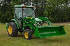 Cabine ComfortGard des tracteurs de la série3R