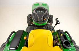Poste de conduite des tracteurs de la série3R