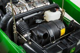 Moteur diesel à 3cylindres Yanmar® de la sérieTNV