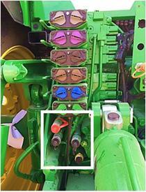 BRE10107 Colis de coupleur de distributeur auxiliaire de19mm (¾po)