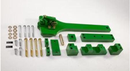 BRE10216 Colis de barre d'attelage à bille