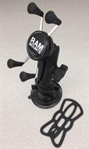 BXE10606 Ensemble de ventouse verrouillable pour support pour téléphone cellulaire