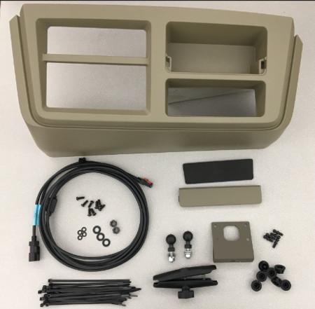 BRE10364 Kit de relocalisation de radio à écran tactile
