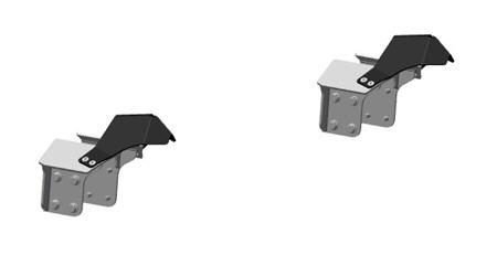 BRE10407 Système de gestion des débris de chenilles8RX