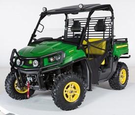 Illustré sur un véhicule XUV de milieu de gamme avec accessoires supplémentaires