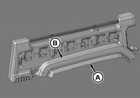 Colis d'élargisseur d'aile arrière