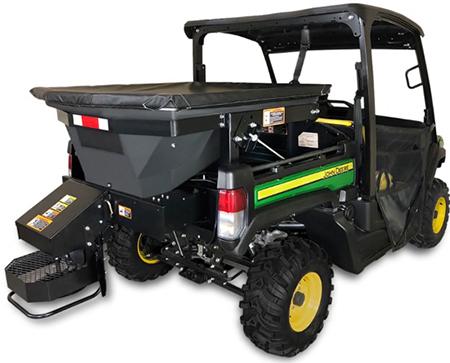 Épandeur pour caisse de 0,3m³ (10pi³) pour les véhicules utilitairesXUV835 et XUV865