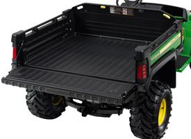 Caisse de chargement de luxe, hayon baissé (modèle TX4X2)