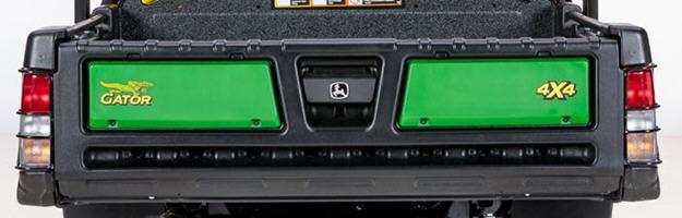 Feux de changement de direction arrière (protecteurs de feux arrière non inclus)