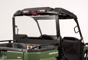 Affiché sur le véhicule utilitaire Gator™ XUV550