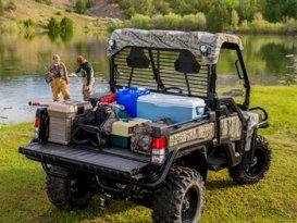 Caisse de chargement de luxe (véhicule utilitaire XUV825i camouflage)