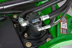 Mähwerkmotor
