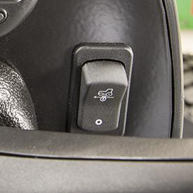 Elektronische Motordrehzahlbegrenzung