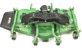 183cm (72Zoll) breites 7-Iron V-Flex Mähwerk