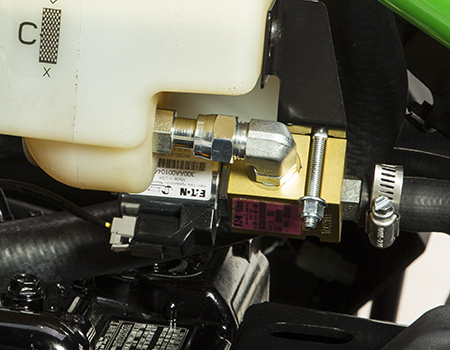 Magnetspule des Hydrauliköl-Leckageprüfgeräts