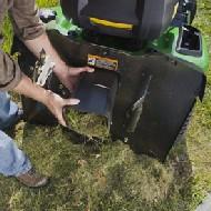Schacht kann bei Bedarf leicht demontiert und gereinigt werden
