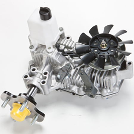 Modulares Hydrostatikgetriebe