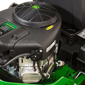 Zweizylinder-V-Motor