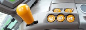 Schalteinrichtungen für manuelles CommandQuad-Getriebe