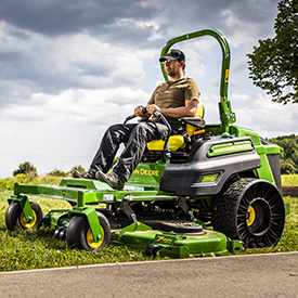Michelin® X® Tweel® Turf en Z997R