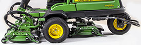 7400A TerrainCut™ remates, antegreens y roughs