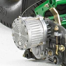 Motores del molinete