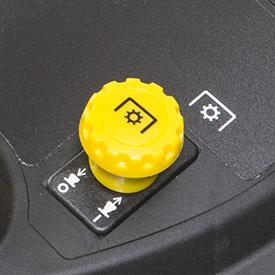 Interruptor del embrague de la TDF