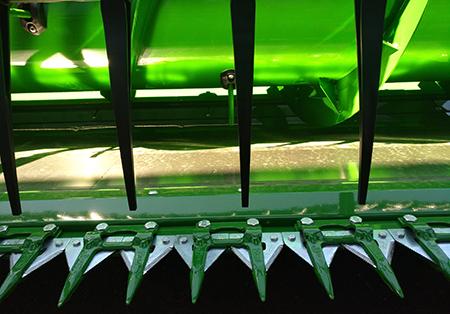 Plancher du dispositif d'alimentation en acier inoxydable