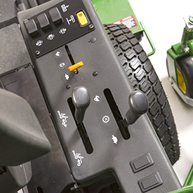 Console de commande