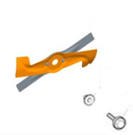 Design spécifique de ce kit de mulching