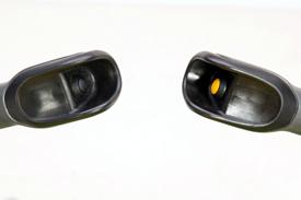 Poignées ergonomiques et confortables
